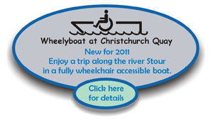 Click here for details about the Wheely boat!